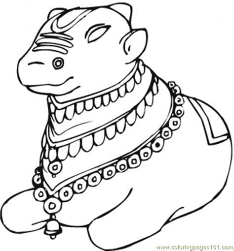 coloring map of india coloring pages