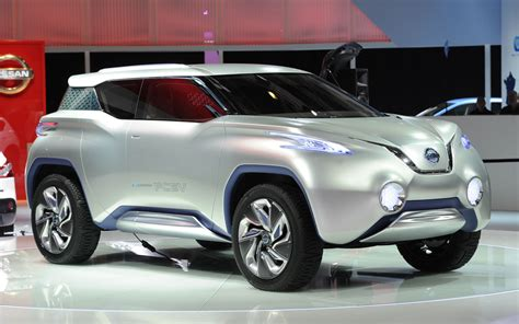 crossover cars nissan terra crossover concept new cars reviews