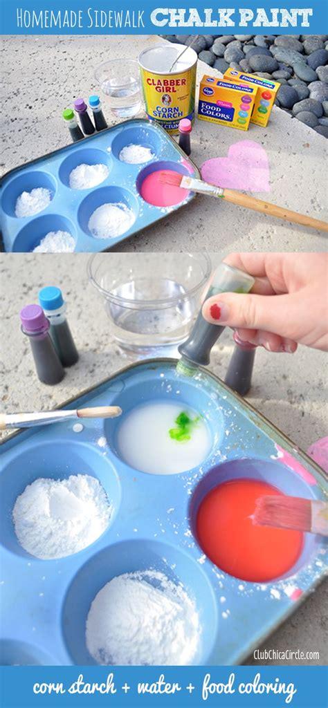 diy chalk paint with cornstarch 25 best ideas about cornstarch paint on