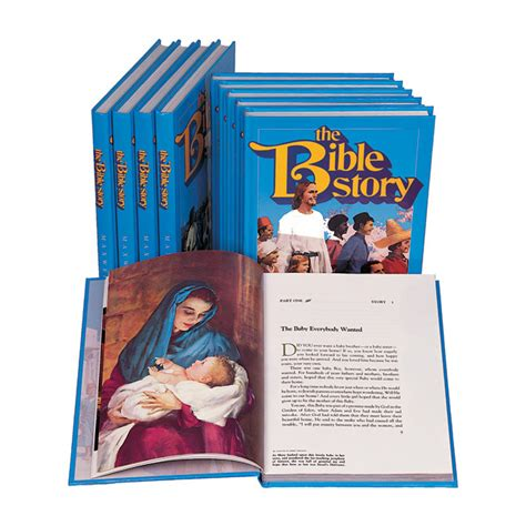 bible story picture books the bible story set bible stories for children