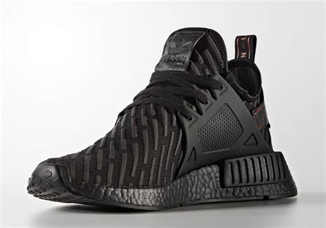 adidas nmd xr1 black r2 pattern sneakernews