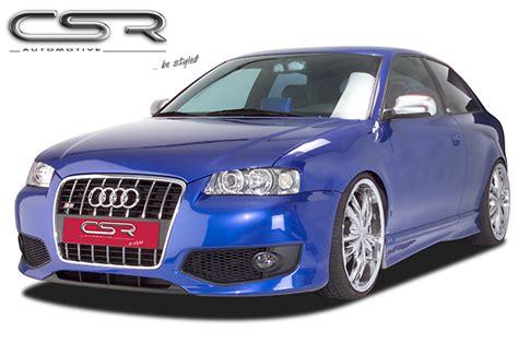 Audi S3 8l Tuning Shop by Bodykit Tuning Spoiler Set Audi A3 8l Ebay