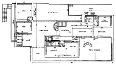 villa tugendhat floor plan tugendhat may mean