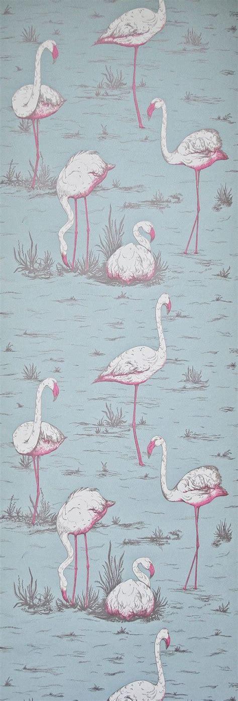flamingo wallpaper kitchen the 25 best flamingo fabric ideas on pinterest
