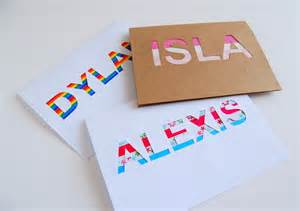 diy name cards pictures photos and images for facebook