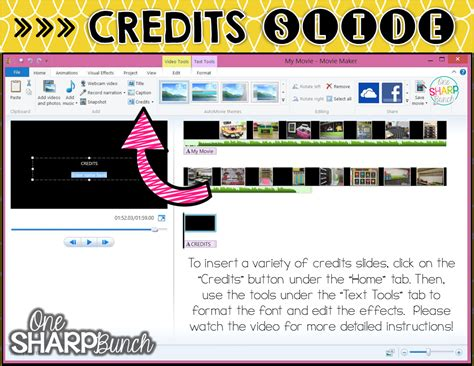 step by step tutorial for windows movie maker end of the year video tutorial part 1 movie maker one