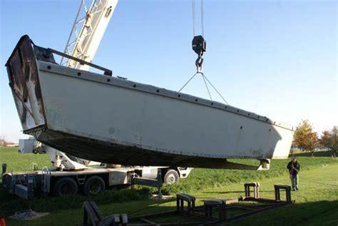 higgins boat restoration lcvp higgins boat