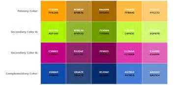 three colors that go together create color schemes for your web with color scheme