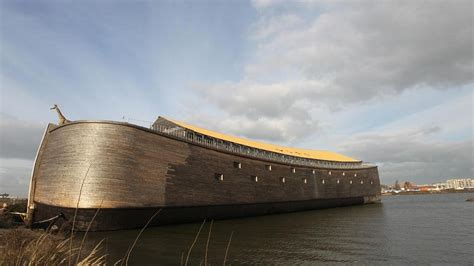 imagenes reales arca de noe en holanda construyen replica del arca de no 233 en tama 241 o real