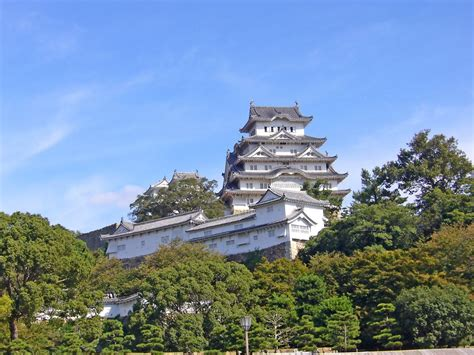 Himeji Castle Floor Plan by Himeji Castle With 400 Year History Registered In The
