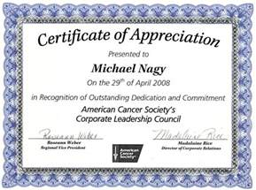 certification of appreciation templates editable certificate of appreciation template exle