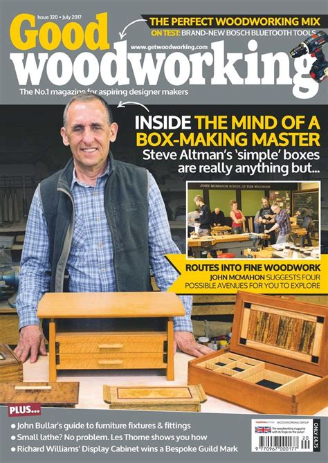woodworking magazine subscriptions 25 best ideas about woodworking magazines on