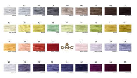 dmc color chart new dmc stranded cotton range create in stitch