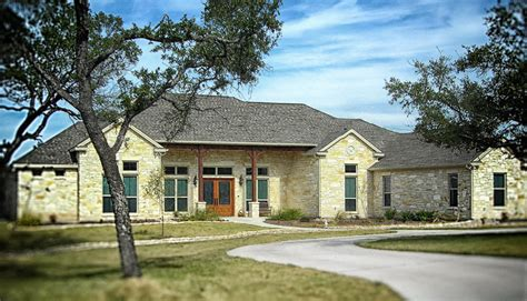 hill country home design homesfeed