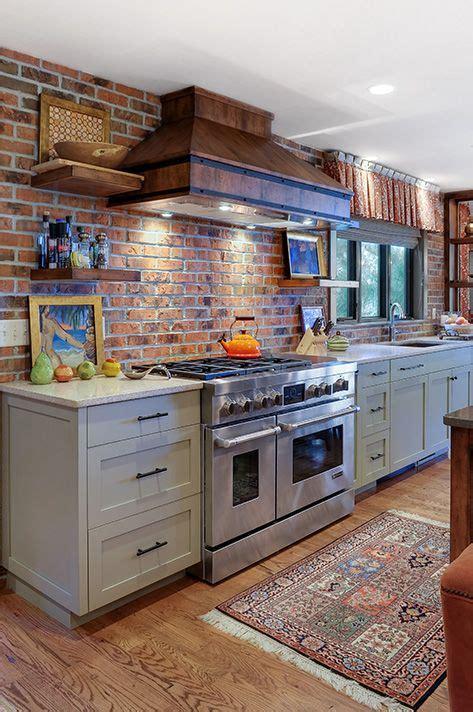 Kitchen Cabinets Milwaukee by This Kitchen Features Glen Gery Brick S Milwaukee Thin