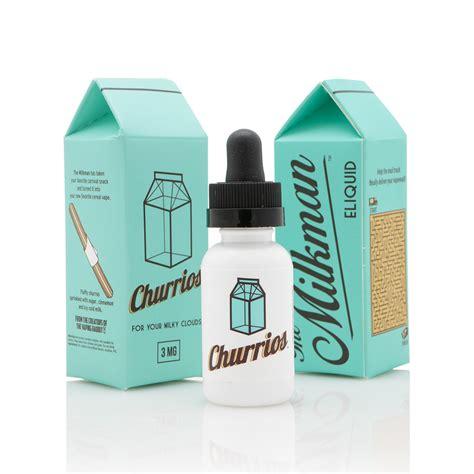 Liquid The Milkman 30ml Made Usa Premium E Liquid 3mg Nicotine 1 churrios 30ml by the milkman at the drip club