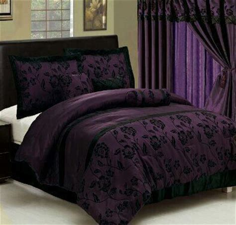 deep purple bedding deep purple bedding dream home pinterest