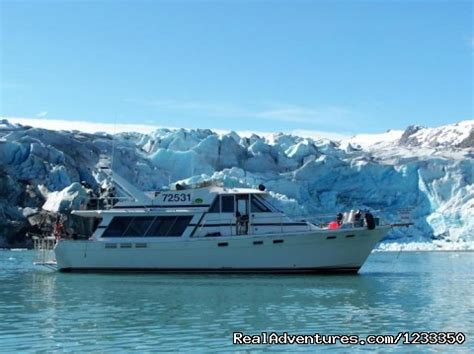 legend boats bought by johnny morris alaska yacht charter t