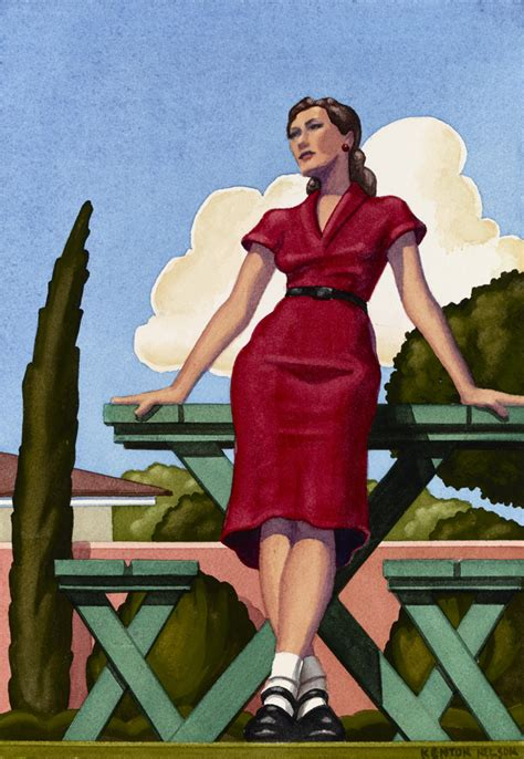 watercolors kenton nelson