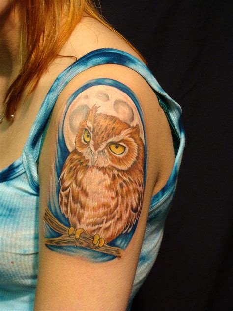 wise owl tattoo designs owl tattoos designs ideas and meaning tattoos for you