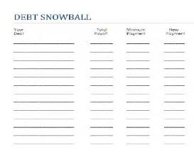 dave ramsey debt snowball worksheet abitlikethis