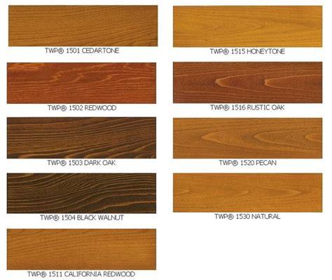 twp deck stain colors decks pinterest
