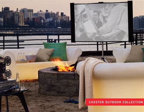 light up outdoor furniture lights and lights lighting ideas and design guides part 13