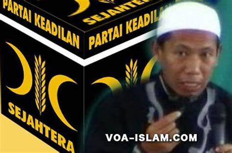 aman abdurrahman nasehat tulus ustadz aman abdurrahman untuk pks dari balik