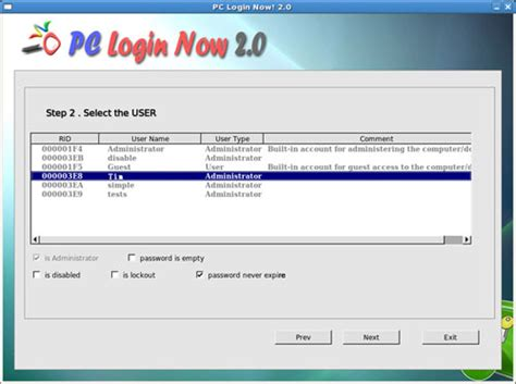 password reset windows xp free download windows xp administrator password recovery software free