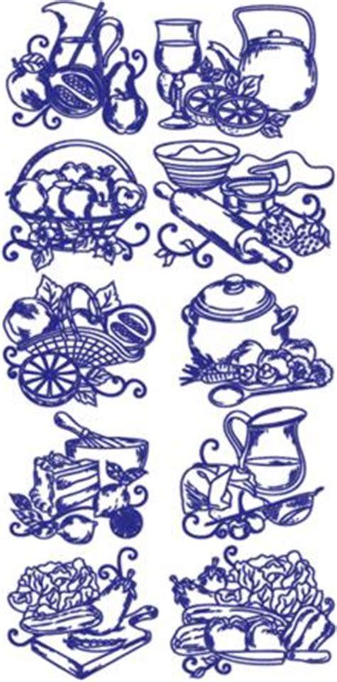 free kitchen embroidery designs advanced embroidery designs redwork gt gt kitchen