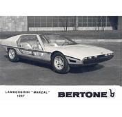Lamborghini Marzal  Italian Ways