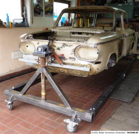 auto gestell auto pkw kfz oldtimer profi drehgestell karosserie