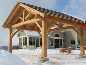 Garage Plans With Living Quarters timber frame pergolas amp pavilions new energy works