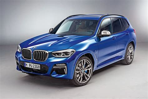 bmw x3 suv new 2017 bmw x3 suv details prices and pics auto express