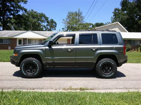 jeep patriot lifted 10 best images about jeep patriot mods on pinterest