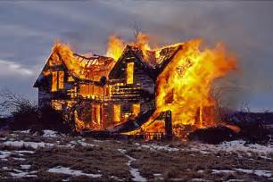 How To Burn A House by Your House Is Burning You Can Only Save One Record