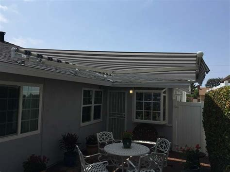 retractable awnings los angeles retractable awnings patio covers los angeles ca inter