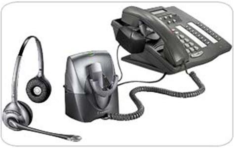 Amazon Com Plantronics Supraplus Cs361n Noise Canceling Wireless Headset For Desk Phone