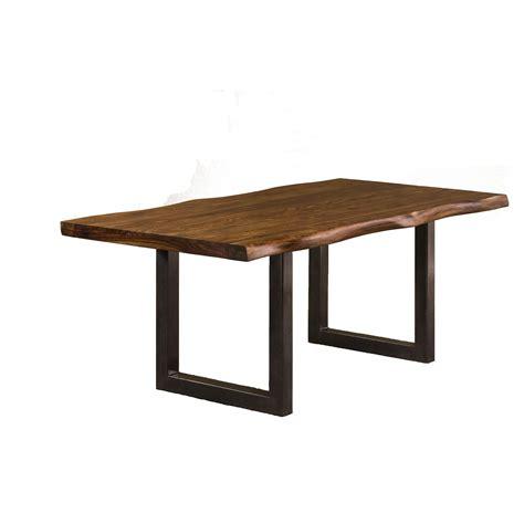 emerson dining table hillsdale emerson sheesham wood rectangular dining
