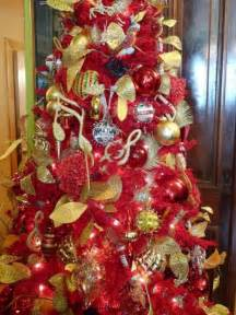 red and gold christmas decorations designcorner