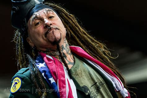 al jourgensen toon s tunes ministry at the church of industrial metal