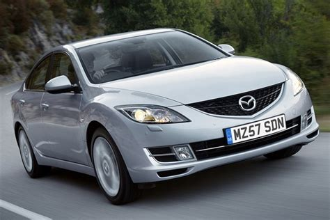 mazda 6 prices mazda 6 saloon from 2007 used prices parkers