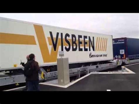 Visbeen Visbeen On The New Train Calais 2 Youtube