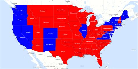 map of us election results color coded maps create them in minutes with espatial