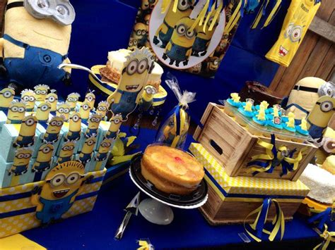 Minion Baby Shower Ideas by Minions Baby Shower Ideas Photo 1 Of 12 Catch