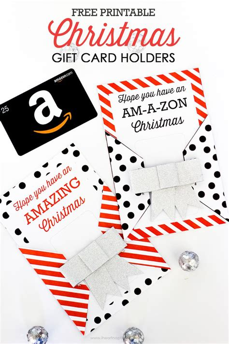 printable holiday gift card holder 224 best wrap your gift card in style images on pinterest