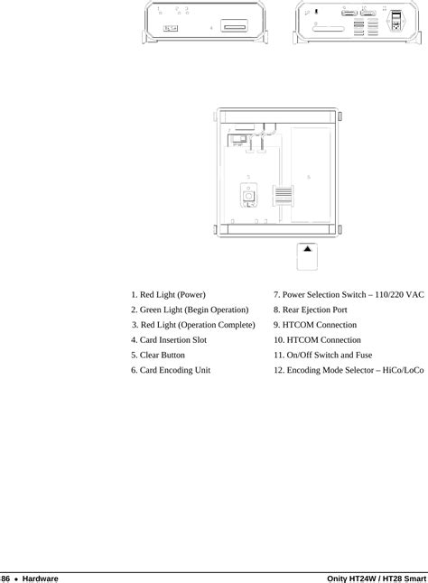 Onity Ht24 Template by Outstanding Onity Wiring Diagram Pictures Best Image