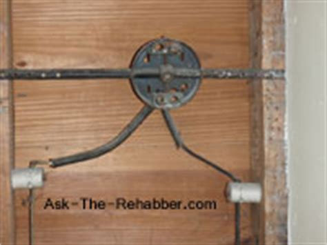 Replacing Knob And Wiring In Plaster Walls by What Is Knob And Wiring Replacement Cost What Free