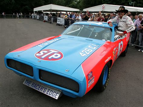richard petty cars 1972 dodge charger nascar race car american racing