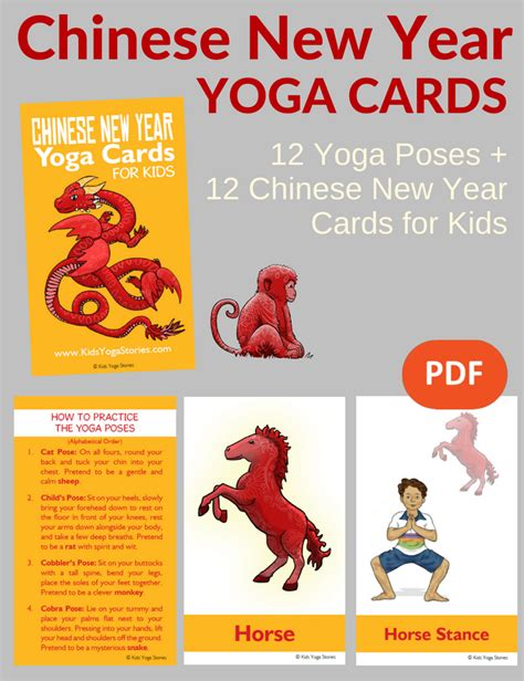 new year story flashcards new year cards for pdf